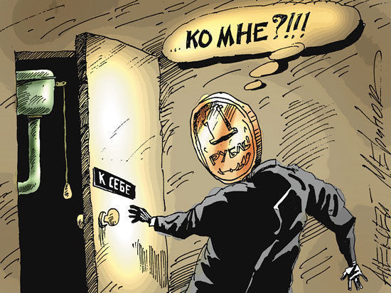 Насколько низко рухнут рубль и рынок? Выводы «черного понедельника»