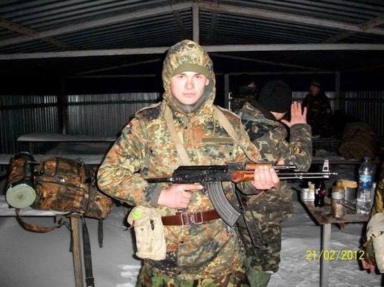 В аэропорту Донецка один украинский военный застрелил другого с вышки