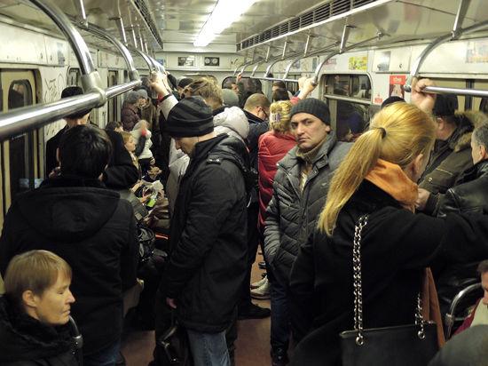 Инвалидам по зрению, возможно, разрешат проходить в столичное метро с собакой-поводырем