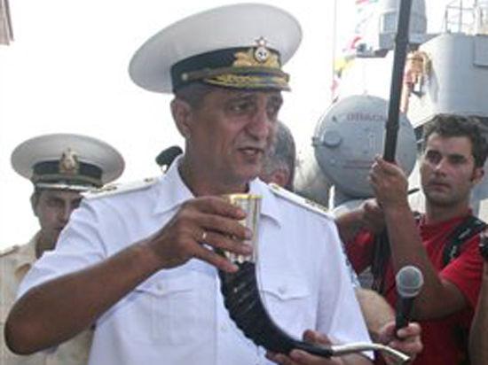Зам командующего Черноморским флотом был кандидатом на пост главы Северной Осетии