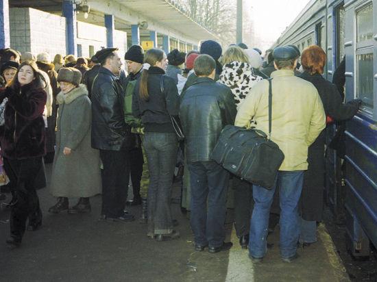От Балашихи в Москву начали курсировать удлиненные электрички