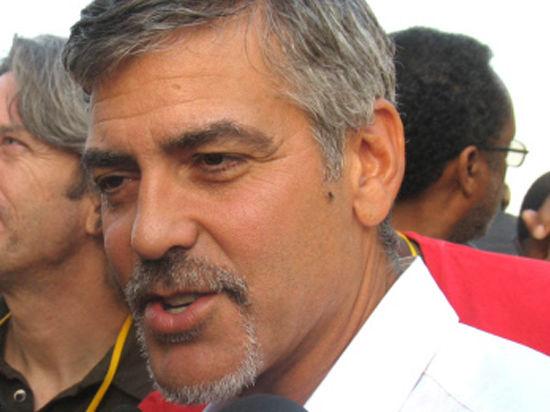 Джордж Клуни поддержал стремящийся к демократии Евромайдан