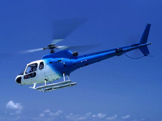 В Москве создают вертолетное такси