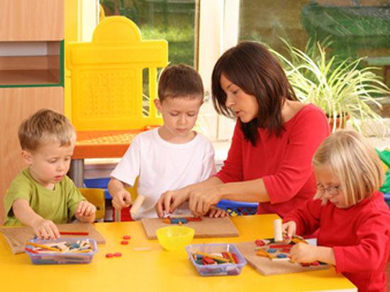Детские сады Подмосковья соревнуются  в подорожании