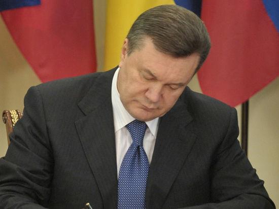 Революция на Украине: Янукович инициирует досрочные президентские выборы