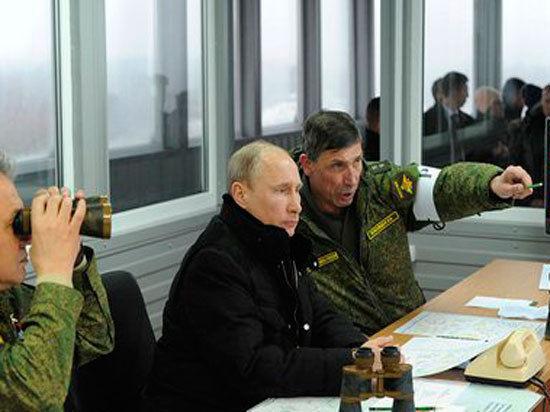 Путин вложил меч в ножны — неоднозначные учения закончены