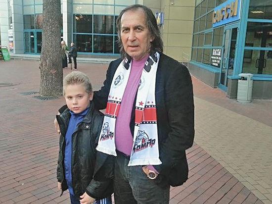 Миланский бизнесмен — восьмилетний Виталик