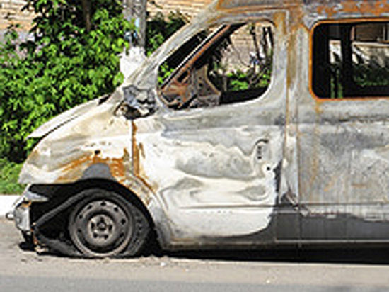 На границе Египта с Израилем взорван автобус с туристами