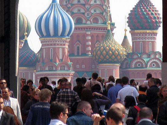 На майские праздники Москва станет пятизвездочной