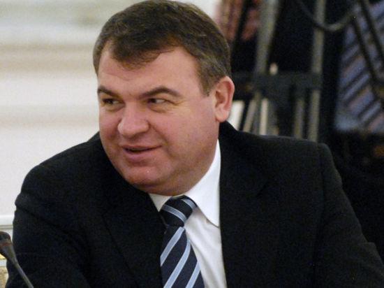 Сердюков пока не дал согласия на амнистию
