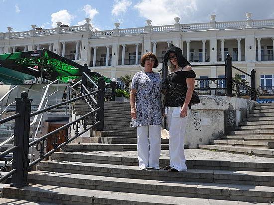 Не для Путина. Разговор с мамой из Крыма