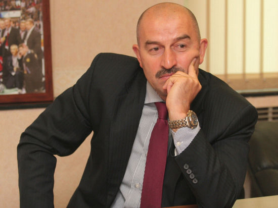 Станислав Черчесов -