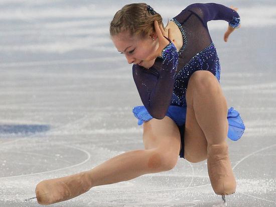 Юлия Липницкая снова начала борьбу за