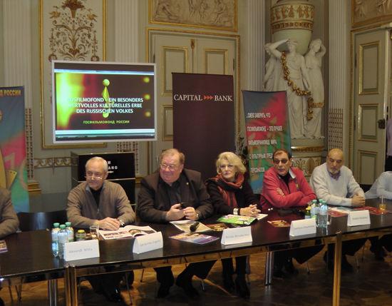 Российский кинематографический десант высадился в Вене