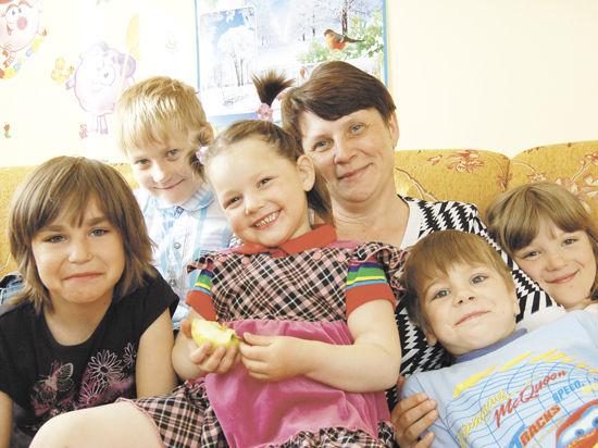 «Мать» в России станет профессией