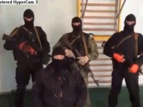 Протестующие в Луганске выпустили из здания СБУ 56