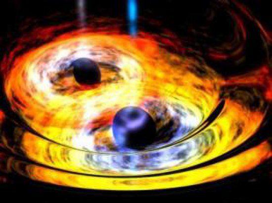 Открытие может позволить ученым больше узнать о том, как черные дыры растут, сливаясь друг с другом