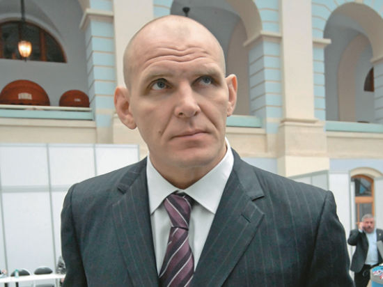 Александр Карелин, Сергей Ковалёв, Максим Ковтун и другие герои спорта-2013