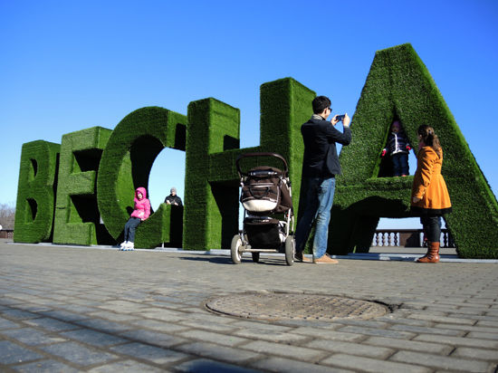 Весна вернется к москвичам не раньше выходных