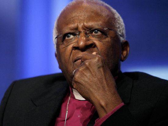 Первый чернокожий архиепископ Десмонд Туту призвал Обаму извиниться за Ирак