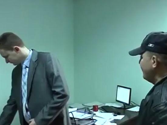 Лидер «Правого сектора» напал на прокурора