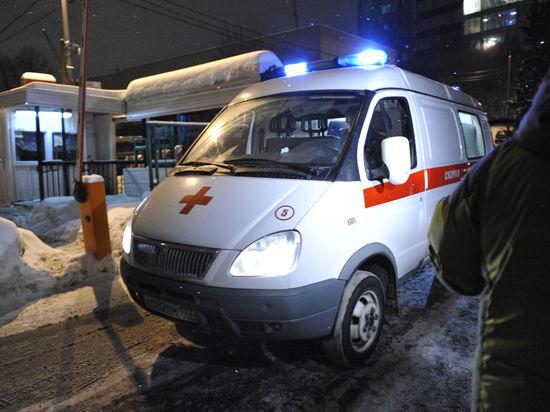 Кровля здания на севере Москвы обрушилась по вине ремонтников?