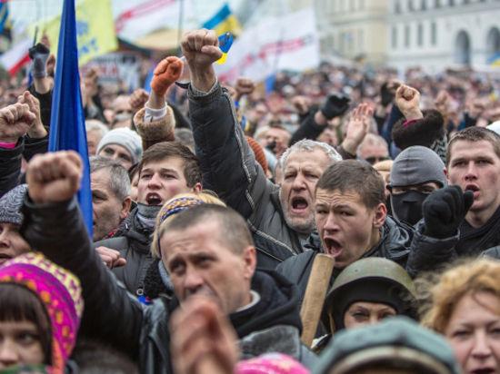 Майдан перемещается к Верховной раде