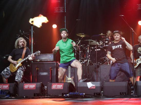 Белорусская панк-рок-группа «Ляпис Трубецкой» выступит в Москве