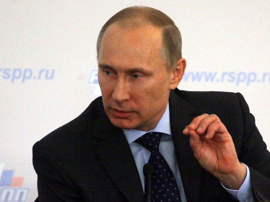 Путин на РСПП: офшор, гоу хоум