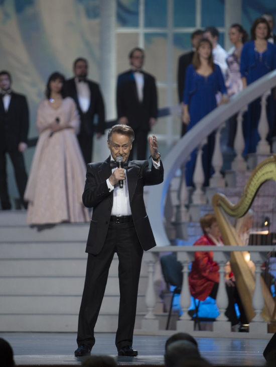 В Москве отпраздновали 85-летие мэтра отечественной литератур