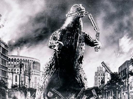 Годзилла отметит свой юбилей на Фукусиме