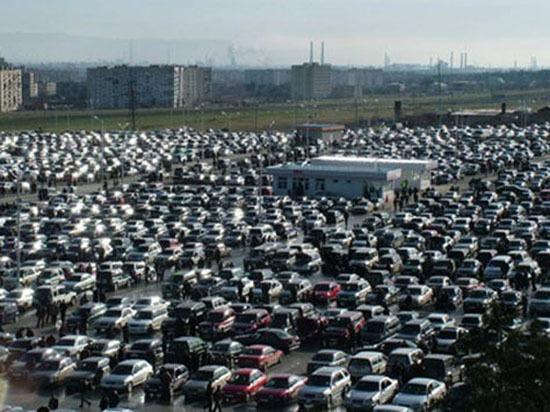 Тенденции автомобильного рынка в России