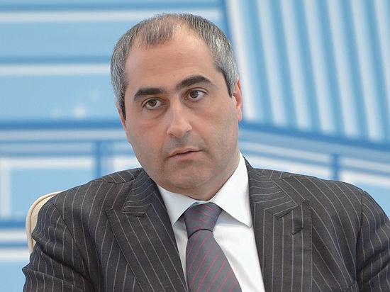 Шота Горгадзе — новый глава Общественной палаты области
