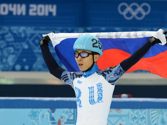 Шорт-трек: первая олимпийская медаль в истории новой России!