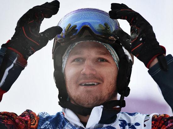 Олюнин принес России серебряную медаль в сноуборд-кроссе