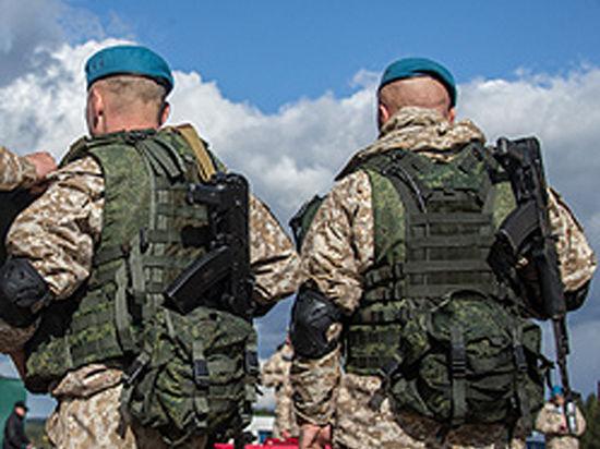 Российский десант захватил арктический остров
