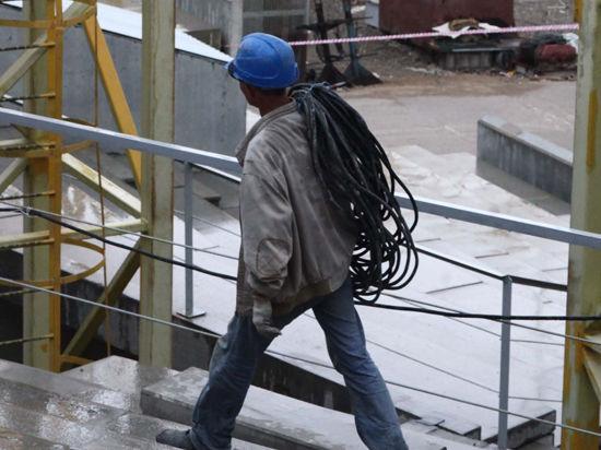 На стройплощадках в Химках выявлены десятки нелегалов
