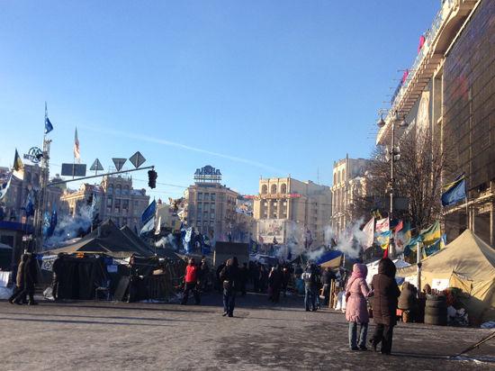 Киев несет убытки