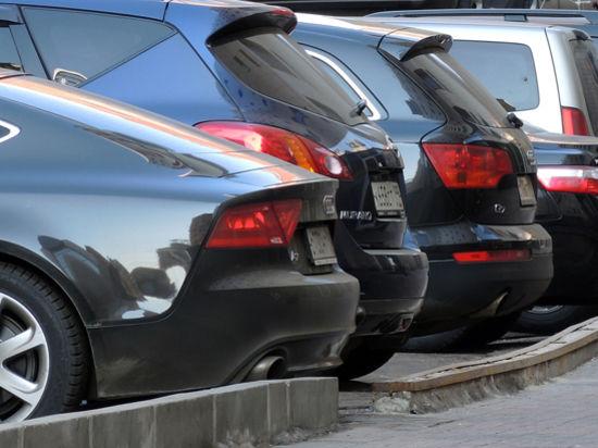 В центре Москвы дорожает парковка