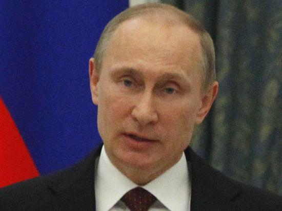 Путин назвал ответственных за выполнение обещаний