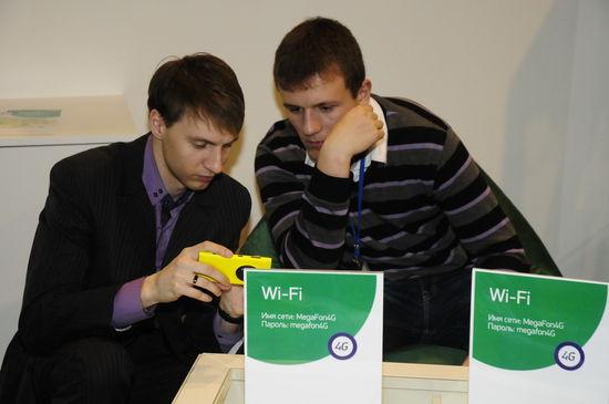Нижегородцам стал доступен мобильный Интернет до 100 Мбит/с