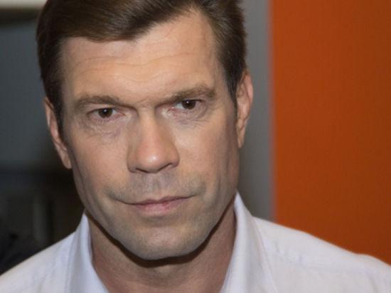 Кандидат в президенты Украины дал интервью в Москве