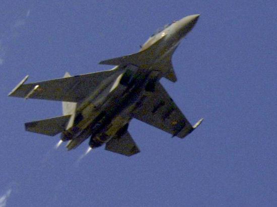 Над Донецком и Харьковом пролетают истребители украинских ВВС