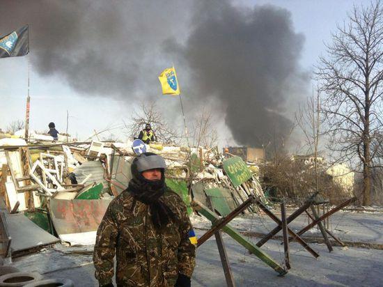 Украина расползается по швам