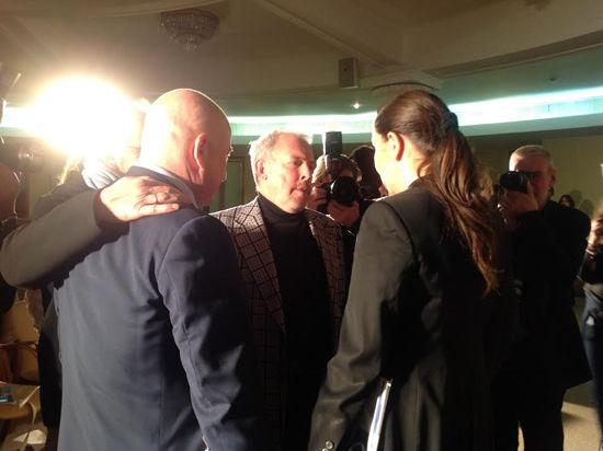 Синдеева, Макаревич и Жириновский обсудили в Госдуме «Дождь» и Сочи