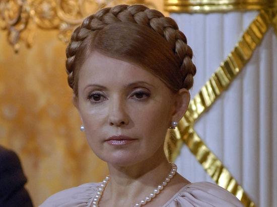 Тимошенко - Путину: