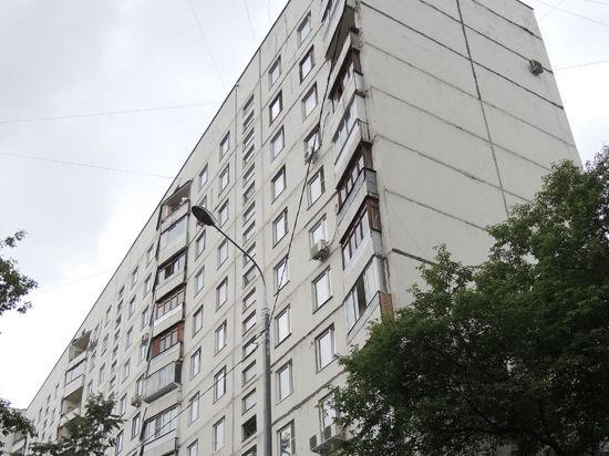 Девочку убило шкафом на востоке Москвы