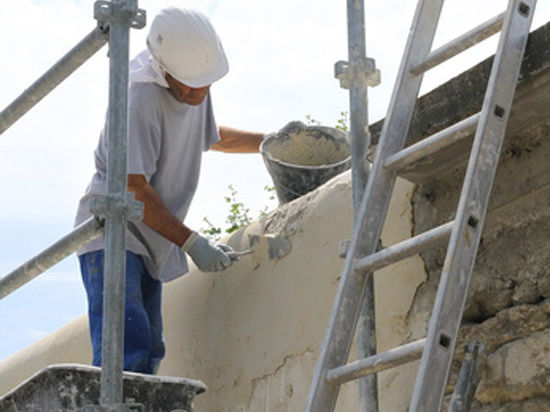В Москве началась реставрация бывшего доходного Дома Быкова
