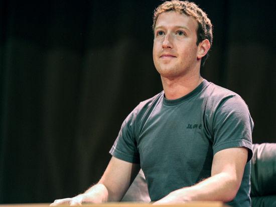 Зарплата Цукерберга сократилась в 500 тысяч раз