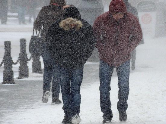 В Ростовской области замерзают люди